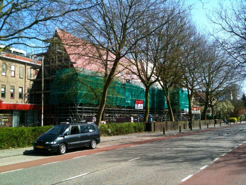 Aluthermo-Quattro-Ecole-à-Zwolle-Applicationentoitureparlextérieur-2