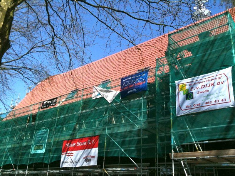 Aluthermo-Quattro-Ecole-à-Zwolle-Applicationentoitureparlextérieur-5