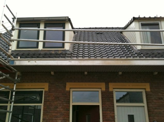 R novation de la toiture aluthermo for Rehausser toiture