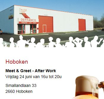 ALUTHERMO_AfterWork_DFHoboken_NL