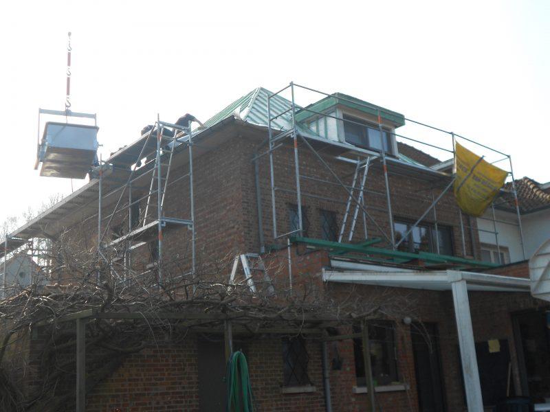 Aluthermo Quattro comme sous toiture, isolation et pare vapeur (22)