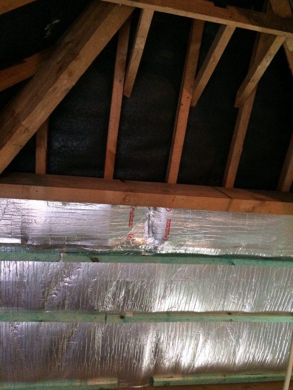 ALUTHERMO OPTIMA - Rénovation de la toiture par l'intérieur (1)