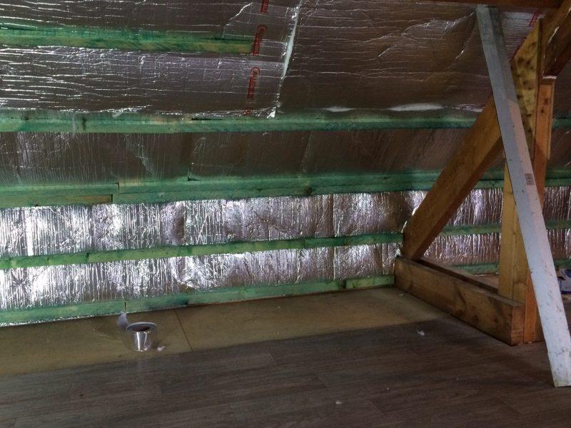 ALUTHERMO OPTIMA - Rénovation de la toiture par l'intérieur (2)