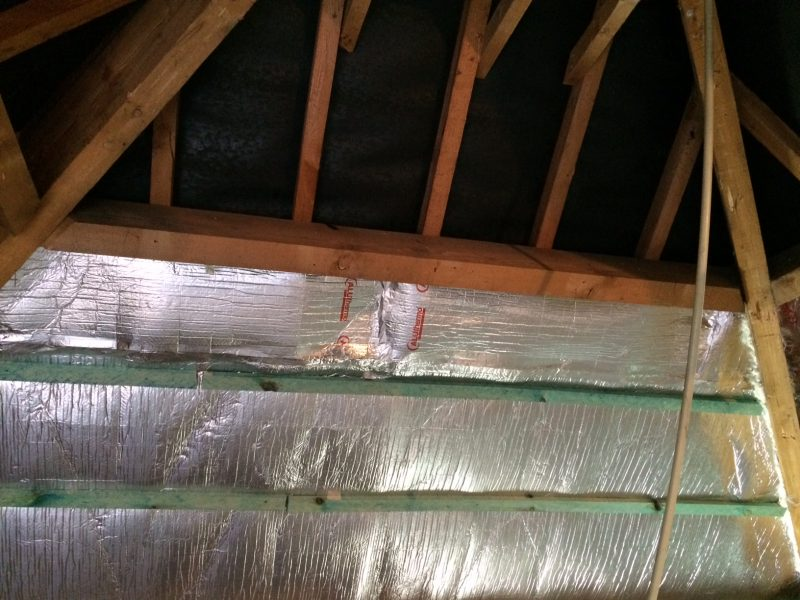 ALUTHERMO OPTIMA - Rénovation de la toiture par l'intérieur (5)
