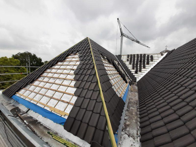Rénovation d'une toitre et isolation extérieur avec l'Aluthermo Quattro