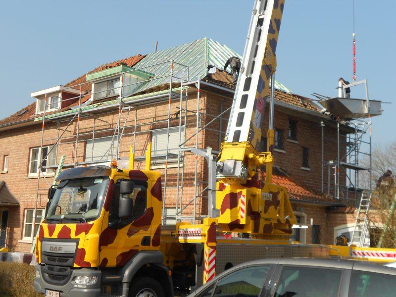 Aluthermo Quattro comme sous toiture, isolation et pare vapeur (11)