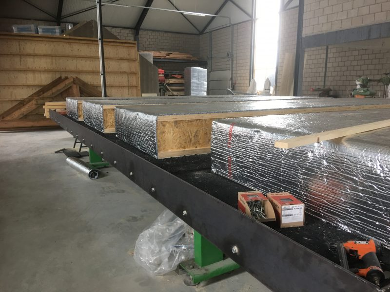 Aluthermo Quattro insulation (4)