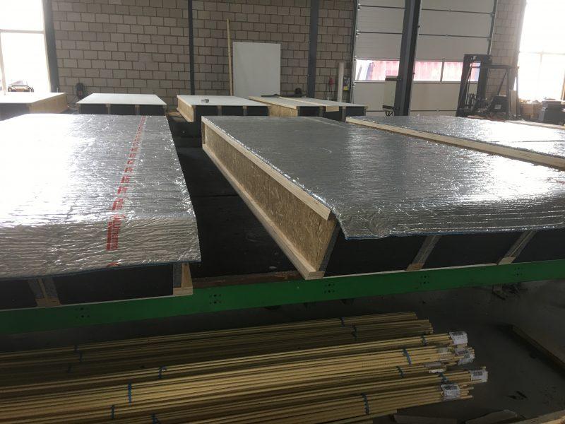 Aluthermo Quattro insulation
