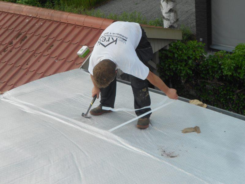 Aluthermo Roofreflex renforce l'isolation, améliore le PEB et augmente le confort en été (6)