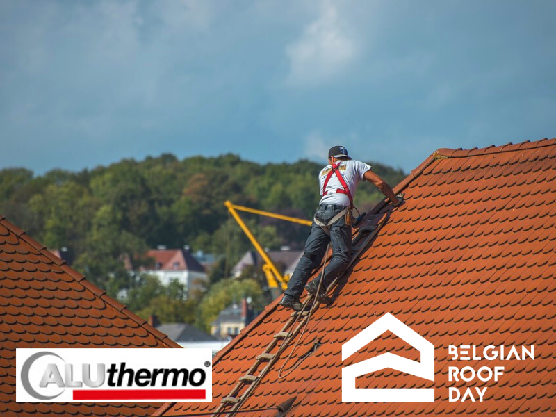 Isolation mince Aluthermo au Belgian Roof Day