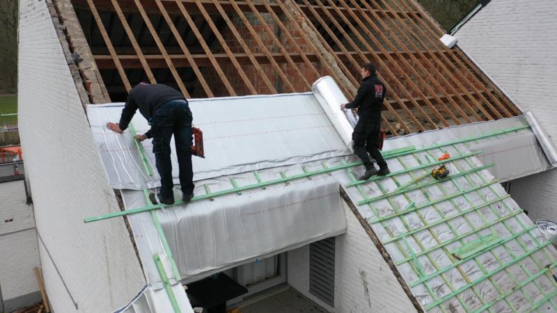 isolation mince pour toiture