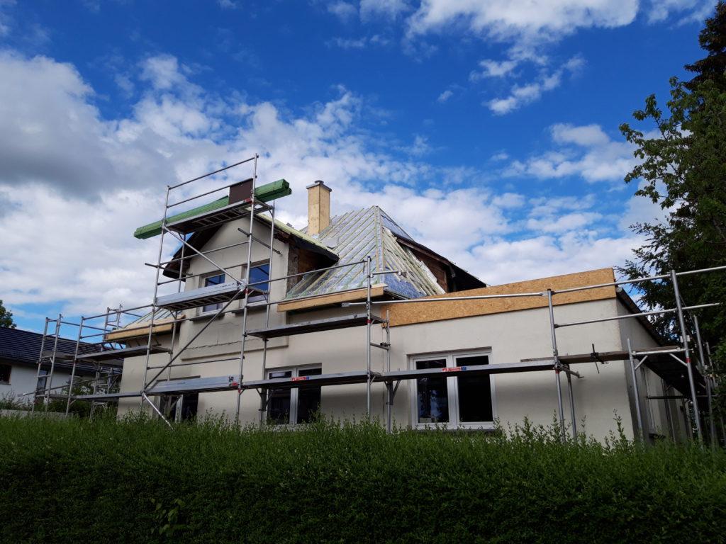 isolation fin pour la toiture