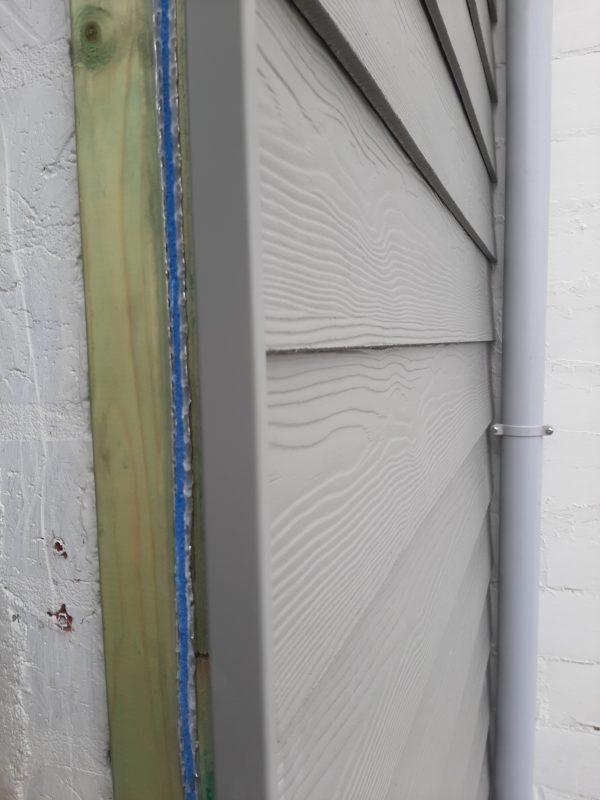 Isolation mince d'un mur intérieur