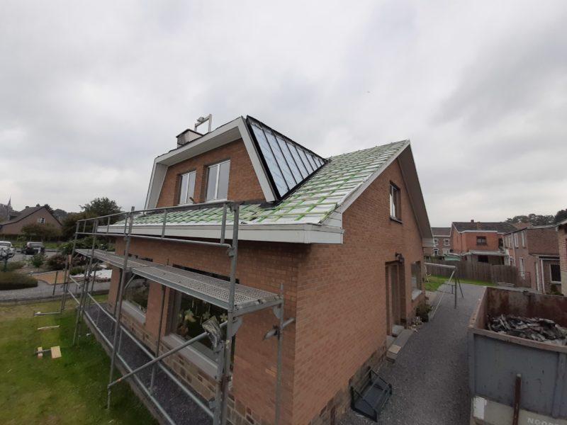 isolation mince pou le toit