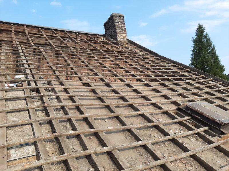 Isolation mince pour la toiture pour les travaux de rénovation