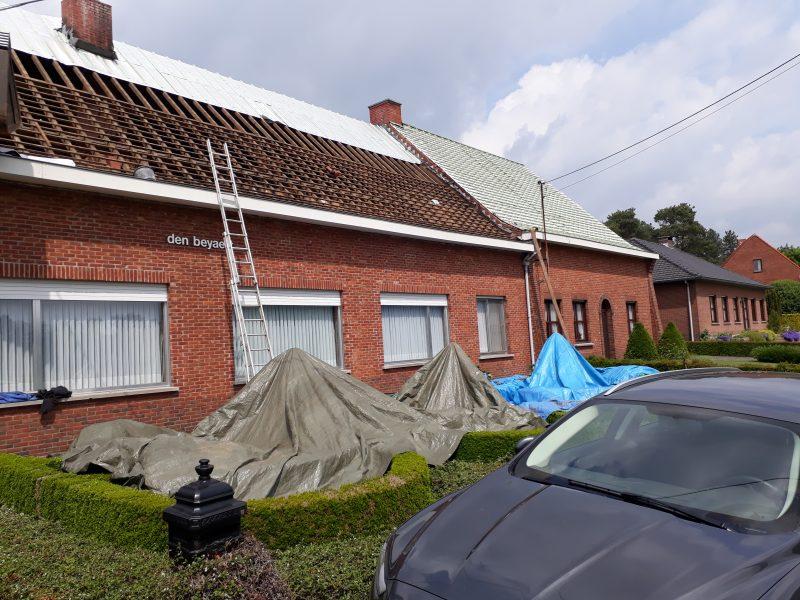 Aluthermo_Roofreflex_chantier à Lille, Belgique (2)