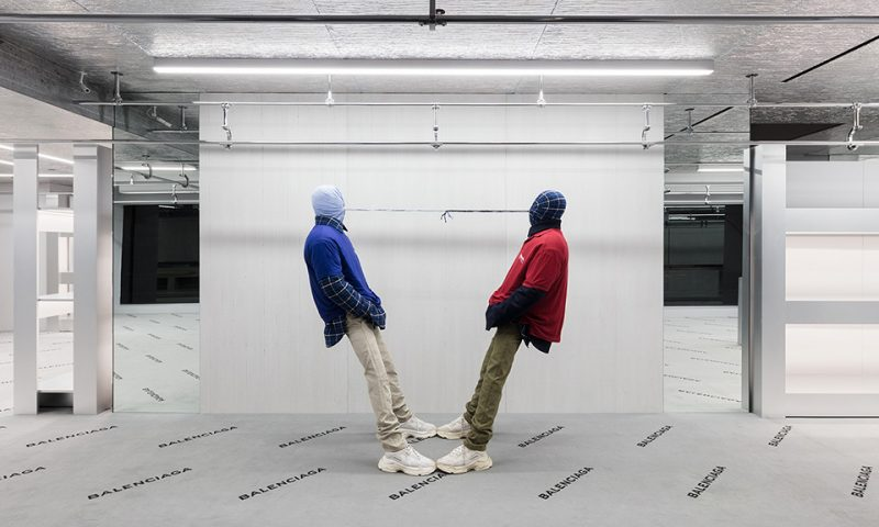 balenciaga-madison-new-york-store-aluthermo-insulation-ceiling-design (4)
